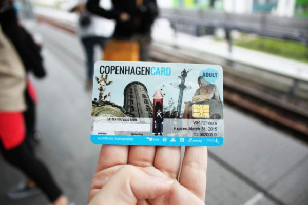 Копенгагенская карта туриста