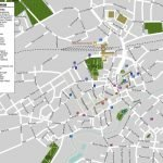 Карта Оденсе