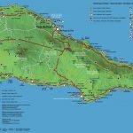 Карта острова Пику в архипелаге Азорских островов