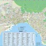 Карта Салоников