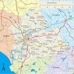 Расположение на карте Севильи