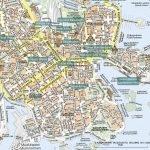 Карта столицы Финляндии — Хельсинки