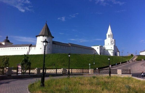 Казанский кремль в России