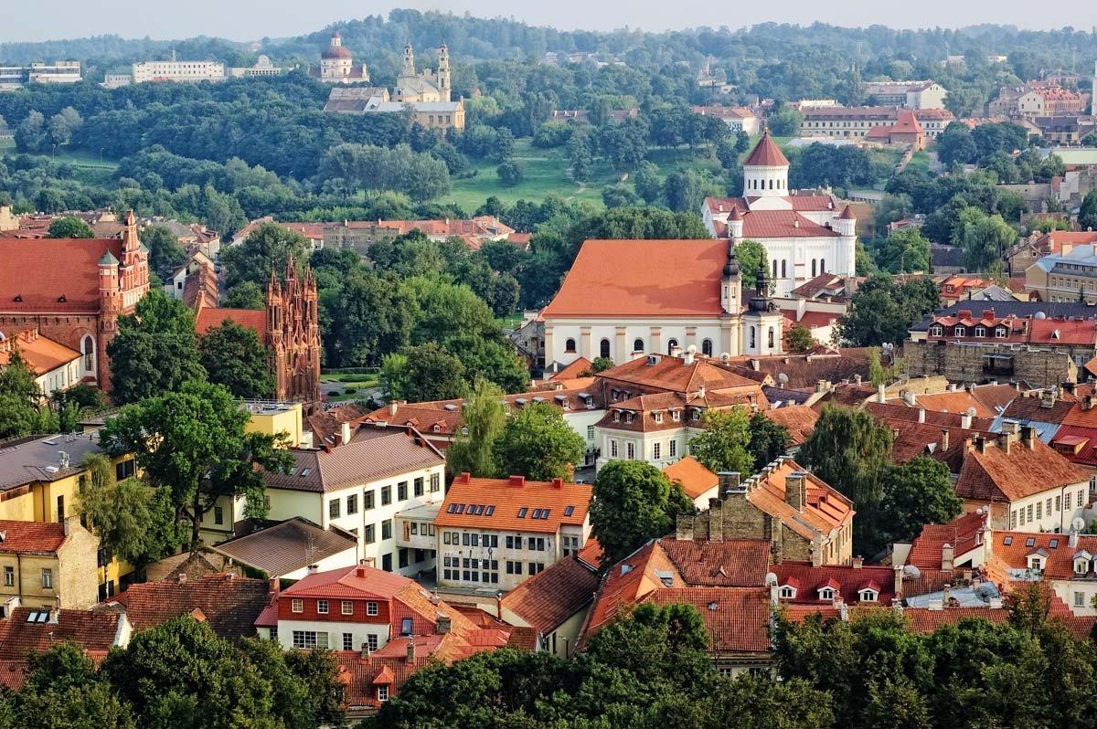 Литва — страна древних замков и живописных уголков природы