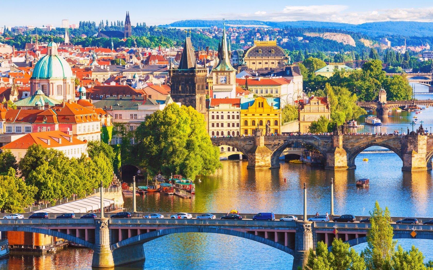 Чехия: путешествие в средневековье