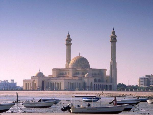 Мечеть в Бахрейне