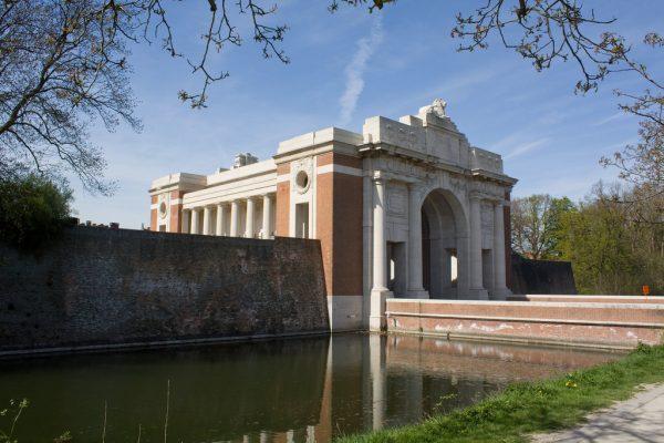 Мененские ворота в Бельгии