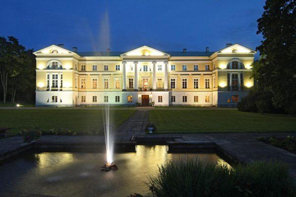 Межотненский дворец