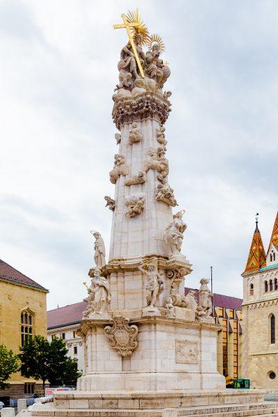 монумент Святой Троицы