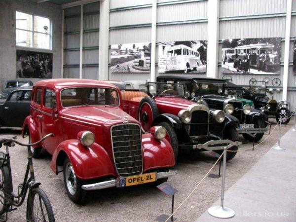 Музей энергетики и техники в Вильнюсе
