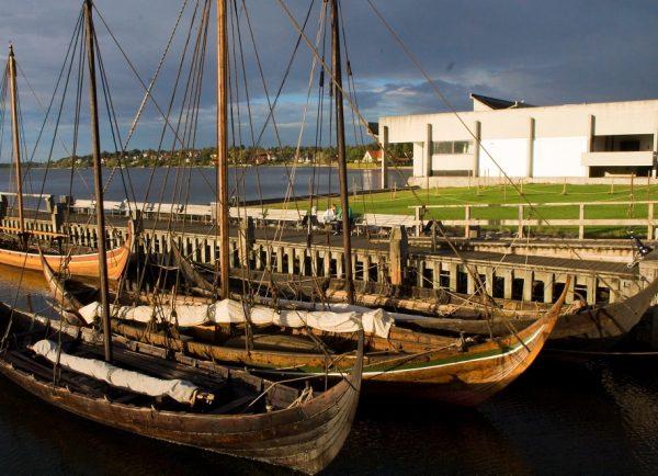 Музей кораблей викингов в Роскилле