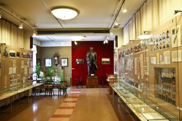 Музей Ленина в городе Тампере