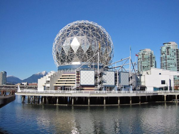 Музей «Мир науки» в Ванкувере