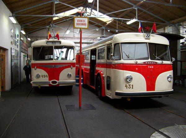 Музей общественного транспорта
