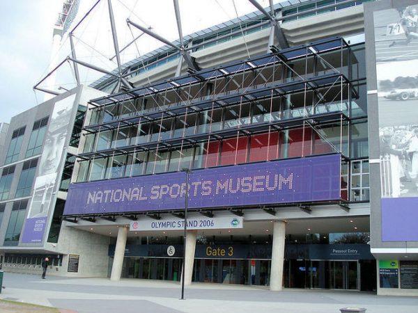 Национальный музей спорта в Мельбурне