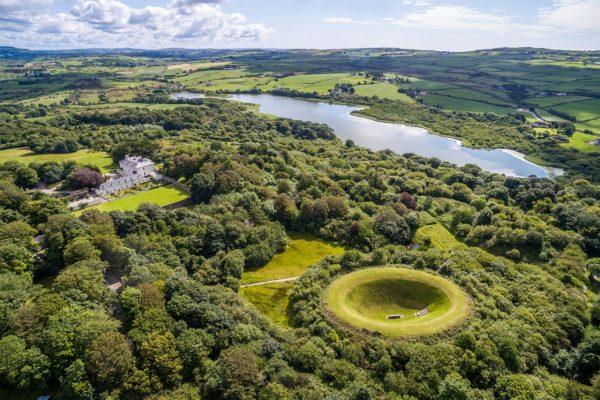 Небесный сад в графстве Корк