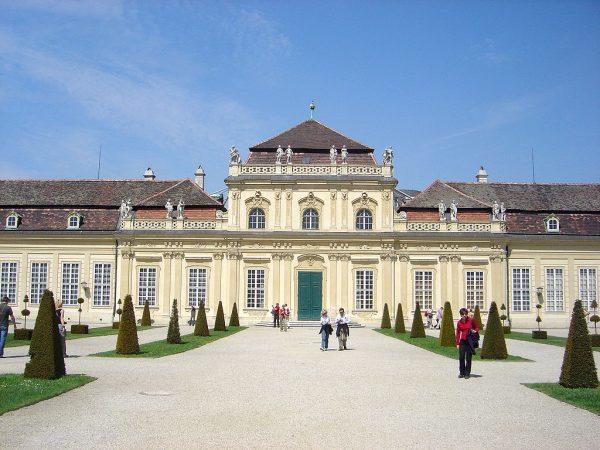 Нижний Бельведер в Вене