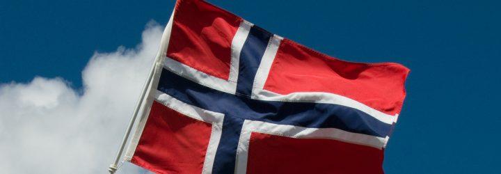 норвегия флаг