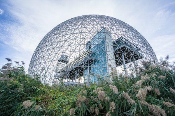 Музей «Биосфера» в Монреале