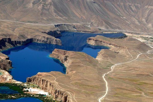 Озёра Банде-Амир в Афганистане