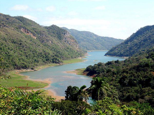 Озеро Анабанилья