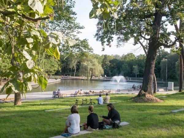 Парк Надьёрде