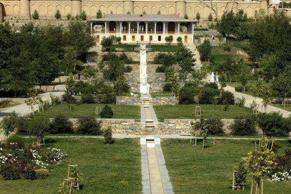 Парковый комплекс Сады Бабура