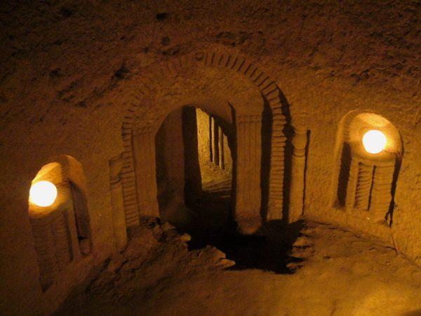 Пещера дедушки Левона