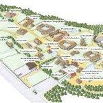 План Фюнской деревни в Оденсе