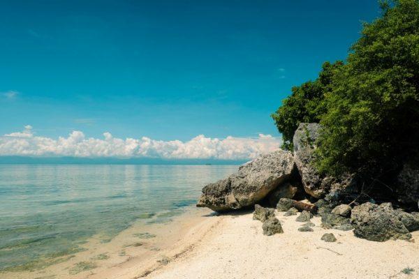 Пляж Бадьян на острове Себу