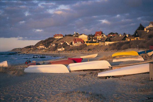 Пляж Рибберсборг