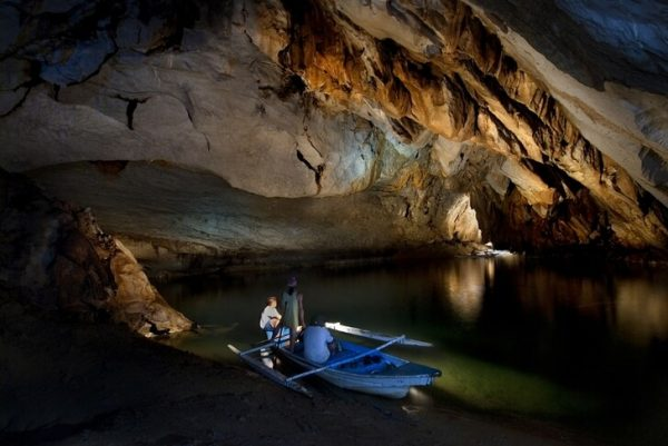 Подземная река в Пуэрто-Принсеса