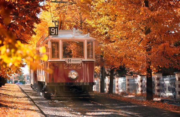 Португалия осенью