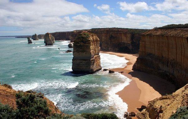 «12 апостолов» в Австралии