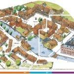 План «Старого города» в Орхусе