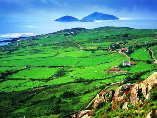 Равнины Ирландии