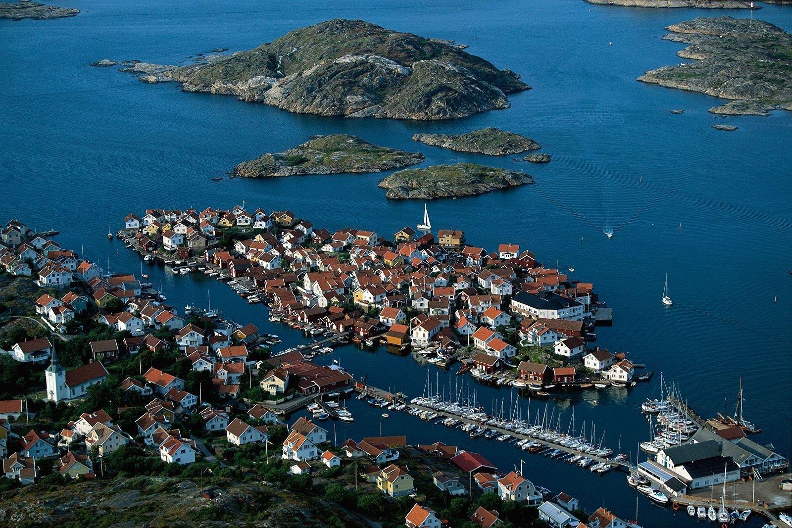 Главные достопримечательности Швеции — лучшие города и туристические объекты