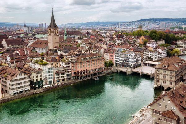 Альтштадт — Старый город Цюриха