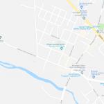 Туристическая карта Давао в Филиппинах