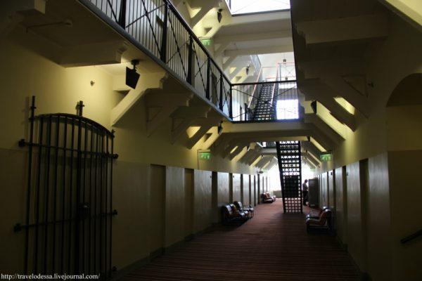 Тюрьма в Чехии