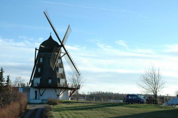 Ветряная Мельница замка Мальмё