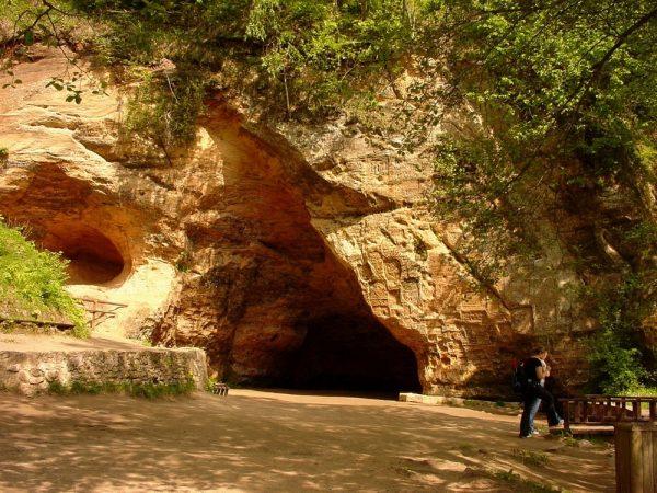 Пещера Гутмана