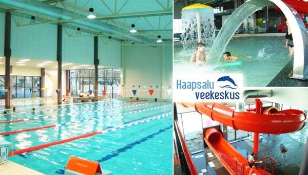 Водный центр Хаапсалу