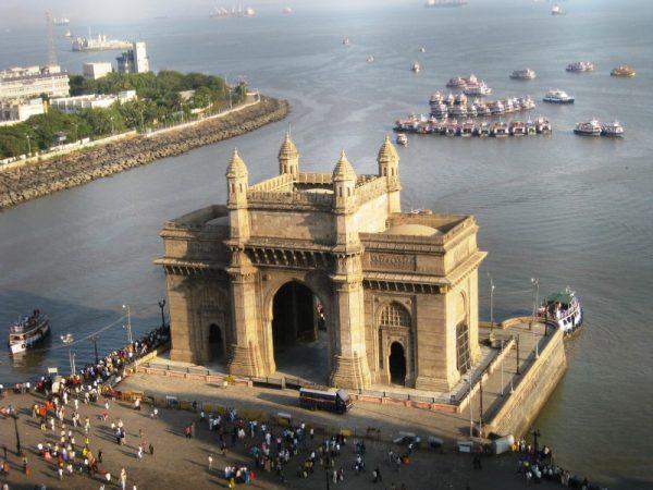 «Ворота в Индию» в Мумбаи
