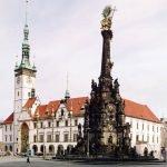 Колонна Пресвятой Троицы в городе Оломоуц