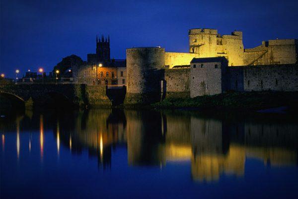 Замок короля Иоанна в Лимерике