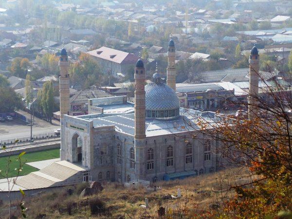 Мечеть Тахты Сулайман