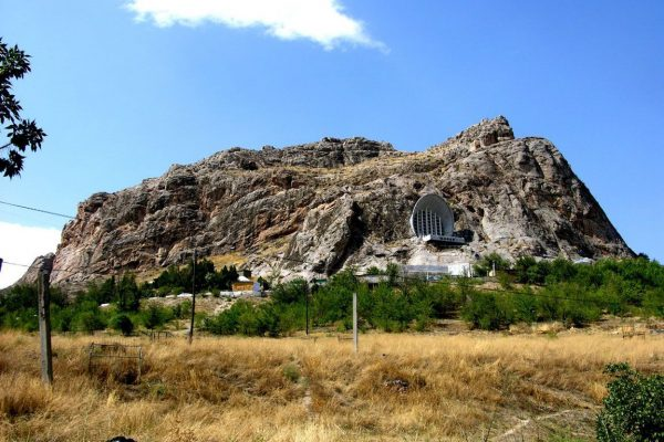Гора Сулайман-Тоо
