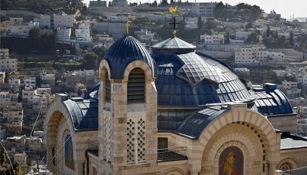 Церковь святого Петра на горе Сион