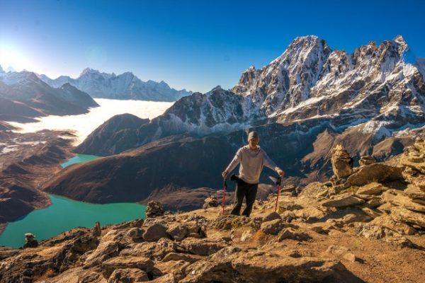 Горы Кыргызстана